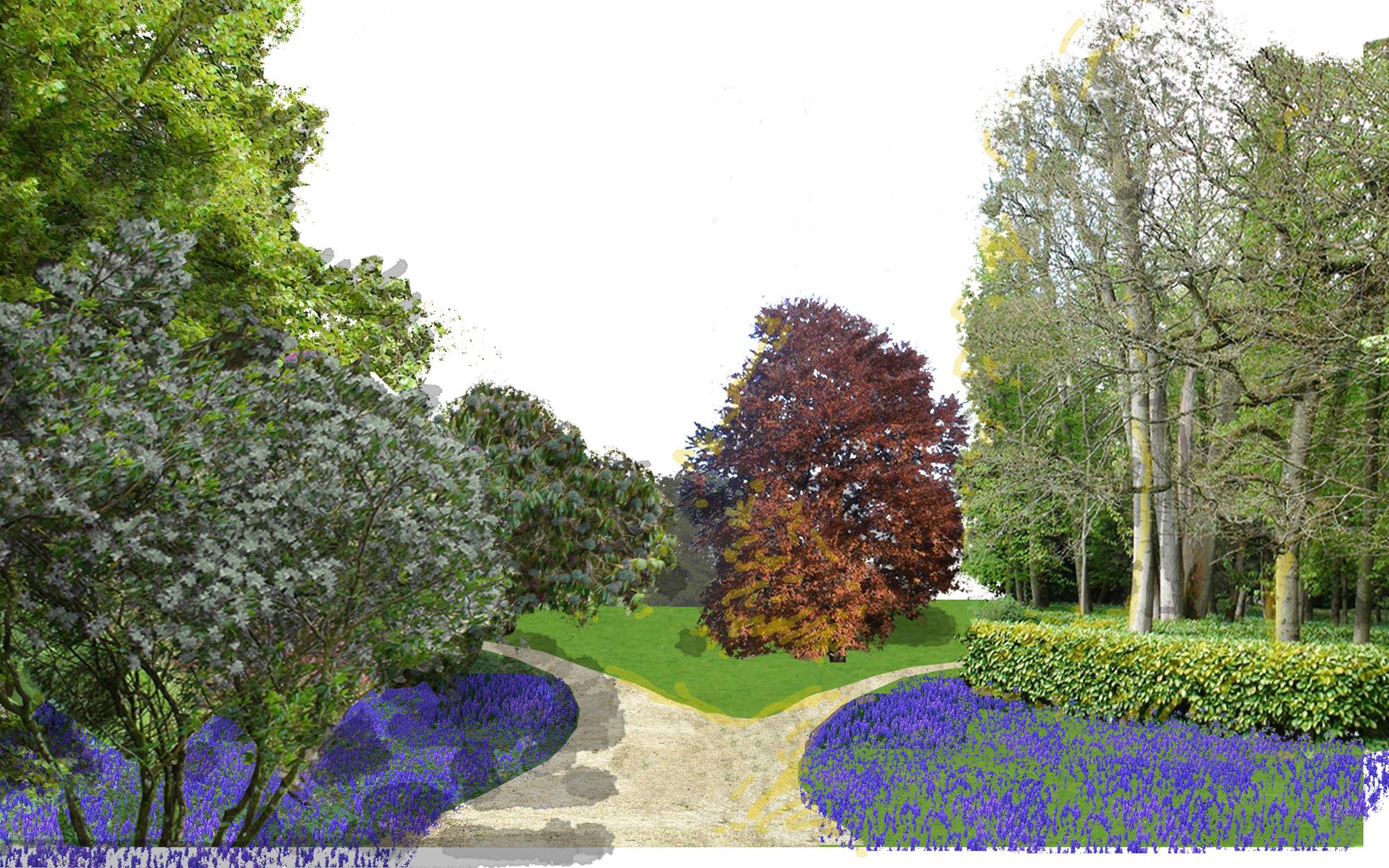 Hélène Soulier paysagiste Bordeaux, enseignante Ecole Nationale Supérieure d'Architecture et du Paysage de Bordeaux, ensapBx, jardins, châteaux, installations, workshops, Chateaux Bellevue
