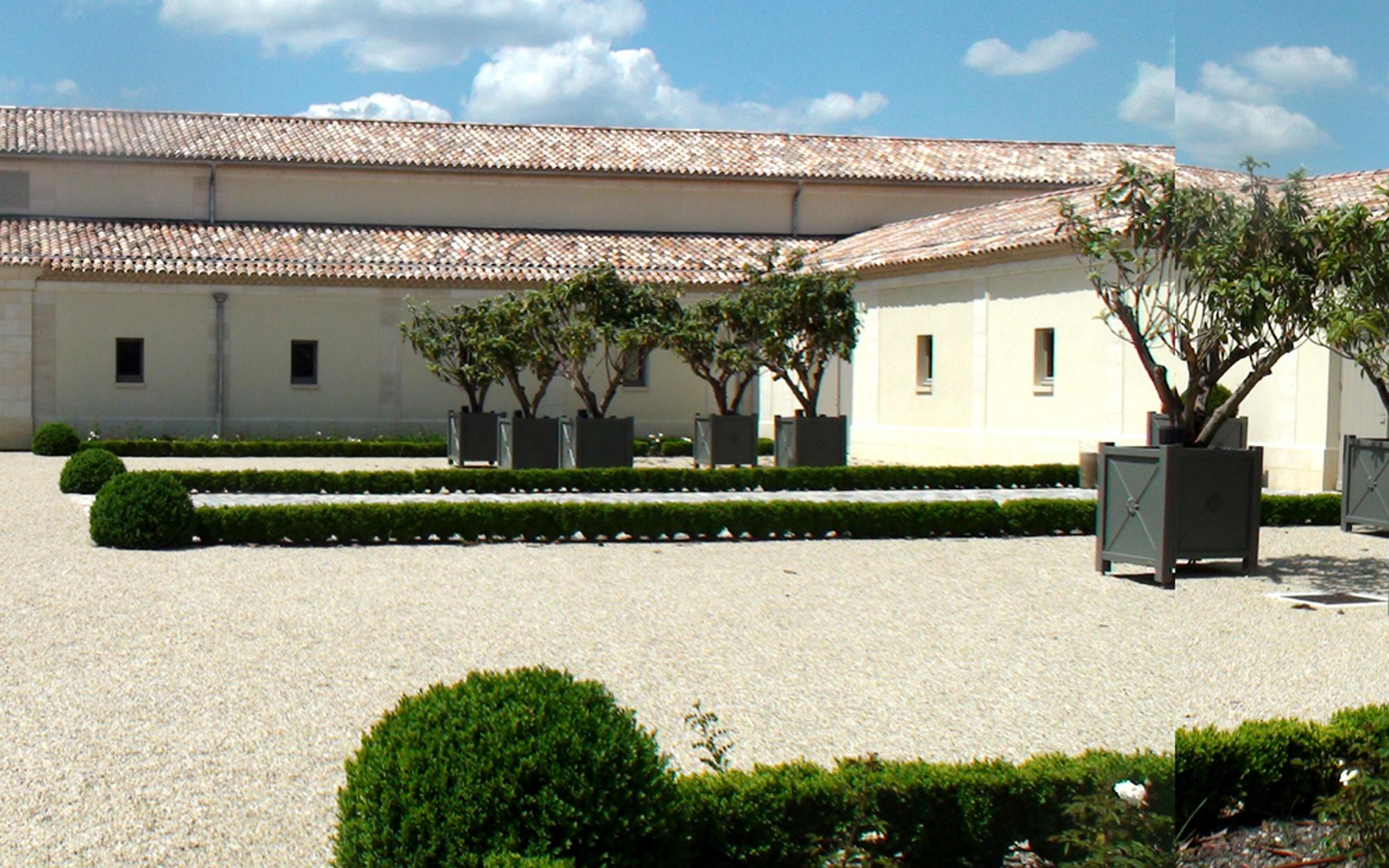 Hélène Soulier paysagiste Bordeaux, enseignante Ecole Nationale Supérieure d'Architecture et du Paysage de Bordeaux, ensapBx, jardins, châteaux, installations, workshops, château Fieuzal