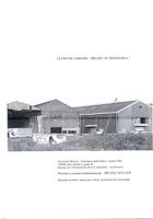 Soulier H., La friche urbaine: déchet ou ressource?, mémoire de doctorat sous la direction de Jean-Louis Cohen, Paris 8, 2006, 350 p.