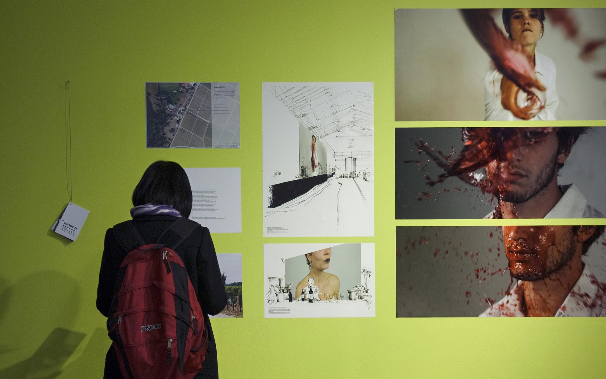 Hélène Soulier paysagiste Bordeaux, enseignante Ecole Nationale Supérieure d'Architecture et du Paysage de Bordeaux, ensapBx, jardins, châteaux, installations, workshops, vini vindi vinci workshop ENSAPBX